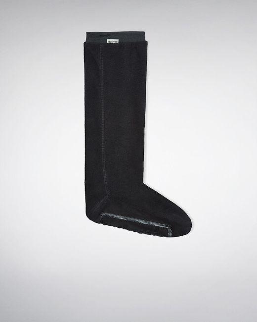 Hunter | Black Unisex Field Fitted Boot Socks - Tall | Lyst