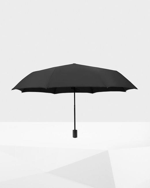 Hunter | Black Original Manual Umbrella | Lyst