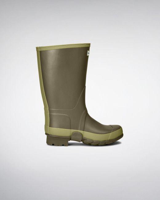 Hunter | Green Women's Gardener Wellington Boots | Lyst