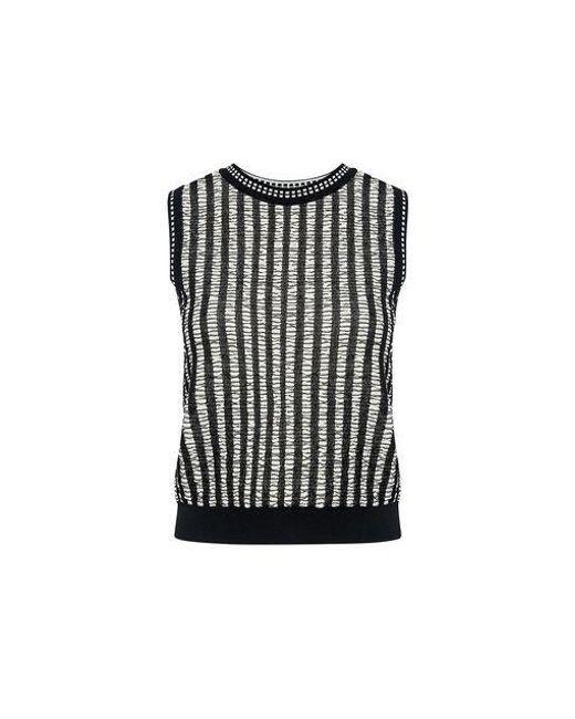 O'2nd - Black Waltz Knit Top - Lyst