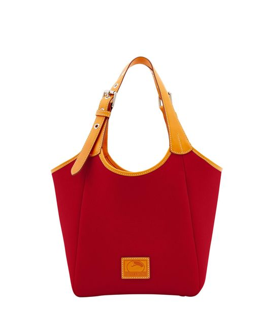Dooney & Bourke - Red Patterson Leather Penelope - Lyst