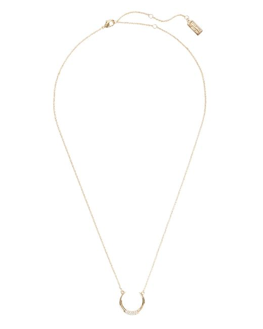Melanie Auld - Metallic Luna Necklace - Lyst