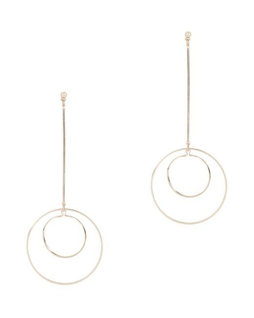 Lele Sadoughi | Metallic Dangling Orb Earrings | Lyst