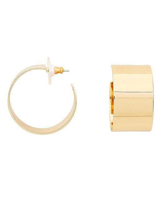 Jenny Bird - Metallic Fundamental Hoop Earrings - Lyst