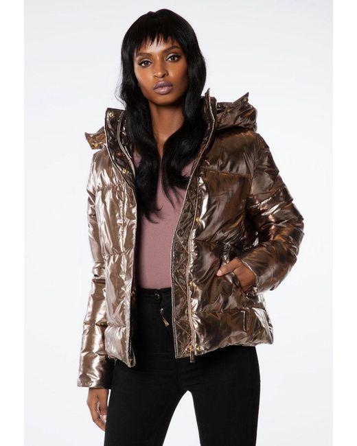 Ivyrevel | Metallic Sharp Jacket Gold | Lyst