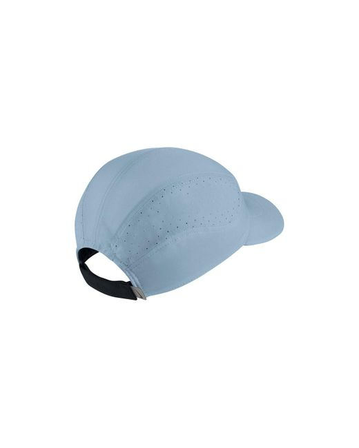 Lyst - Nike Aerobill Tailwind Elite Cap in Blue for Men - Save ... 8c8970ba4ef2