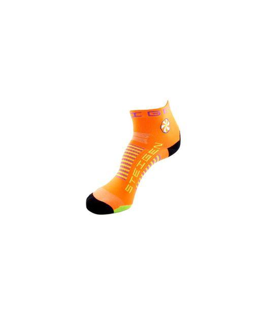 Steigen - Orange Unisex Running Socks 1/4 - Lyst