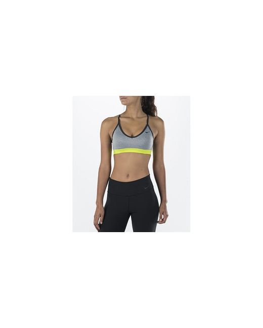 4acf130d0b8 Nike - Multicolor Women s Pro Indy Sports Bra ...