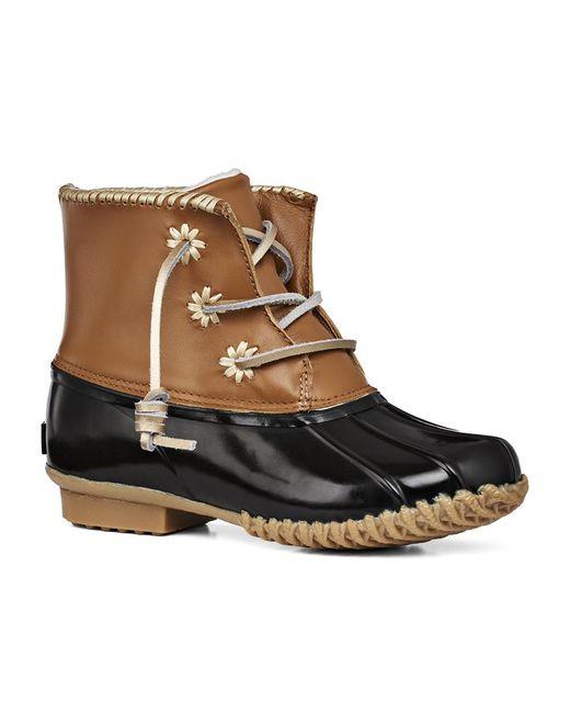 Jack Rogers - Black Chloe Classic Boot - Lyst