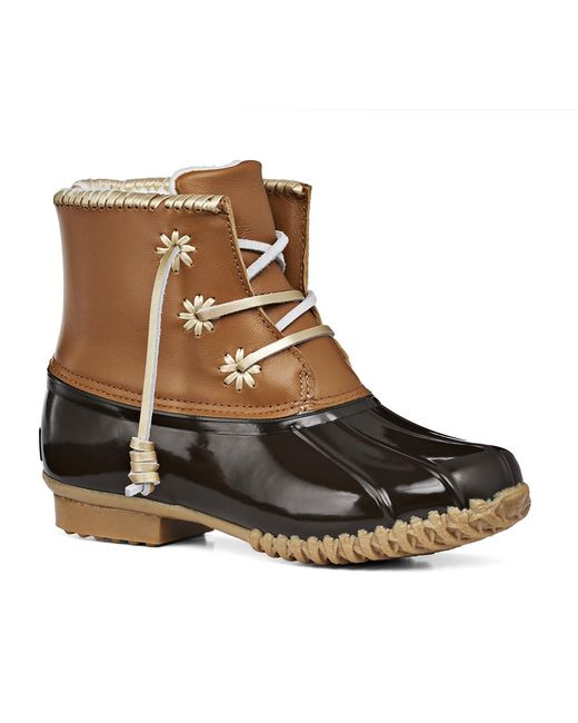 Jack Rogers - Brown Chloe Classic Boot - Lyst