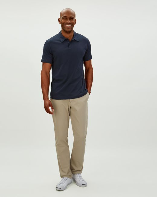 Jaeger - Natural Casual Chinos for Men - Lyst