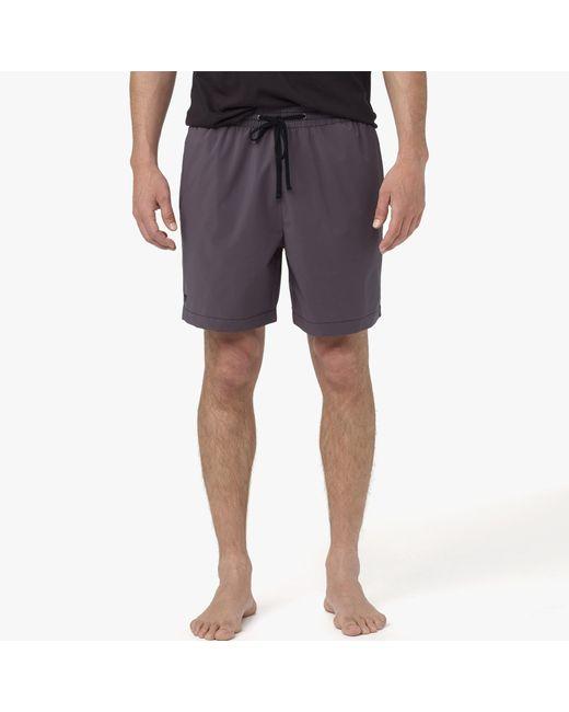 James Perse | Gray Yosemite Classic Swim Trunk for Men | Lyst