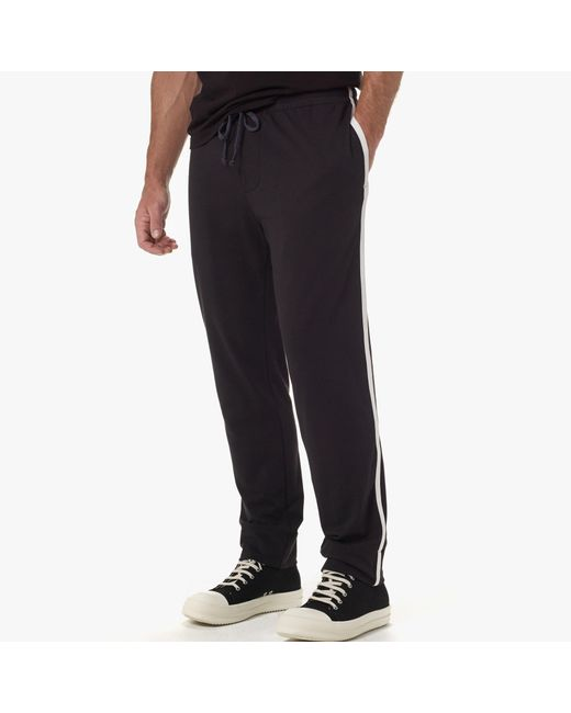 James Perse | Black Yosemite Performance Jersey Track Pant for Men | Lyst