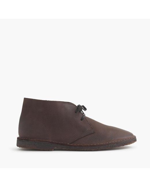 J.Crew | Brown Classic Macalister Boots In Oiled Leather for Men | Lyst