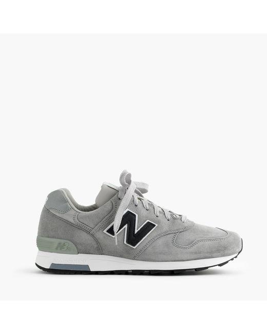 J.Crew   Gray New Balance 1400 Sneakers for Men   Lyst