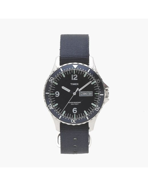 J.Crew | Green Timex Andros Watch for Men | Lyst