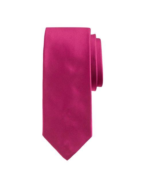 J.Crew | Pink English Satin Tie for Men | Lyst