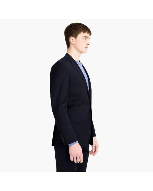 45c929edd387c1 ... J.Crew - Blue Ludlow Slim-fit Suit Jacket In Four-season Wool ...