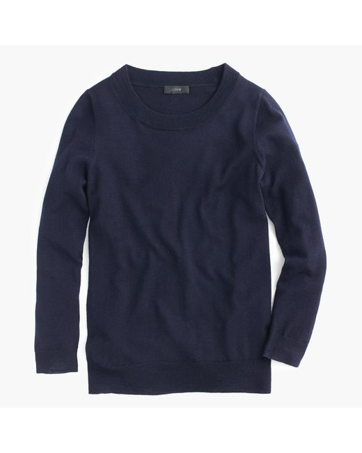 J.Crew - Blue Tippi Sweater - Lyst