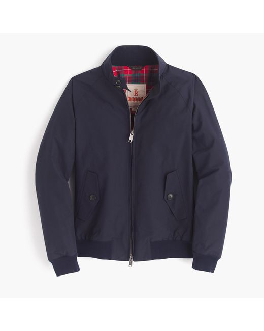 J.Crew | Blue Baracuta G9 Harrington Jacket for Men | Lyst