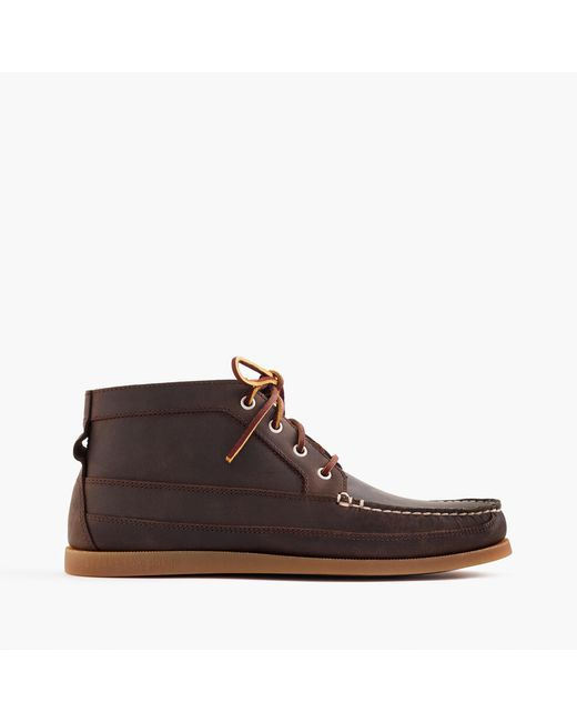 J.Crew | Brown Sperry Chukka Boots for Men | Lyst