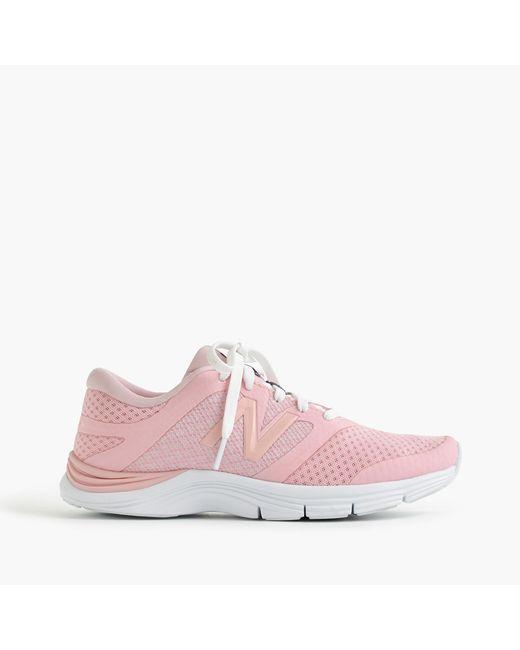 J.Crew   Pink New Balance 711 Mesh Sneakers   Lyst