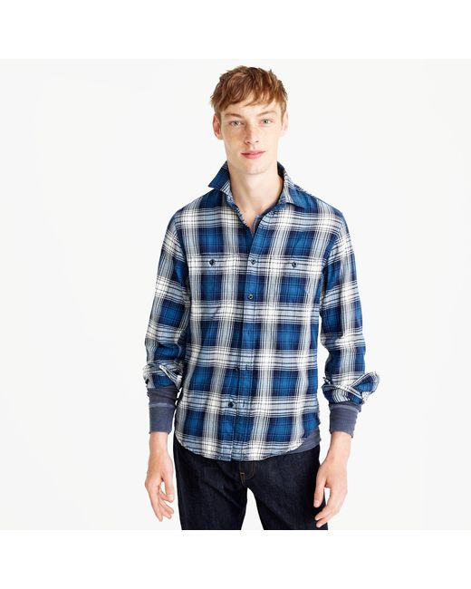 J.Crew   Multicolor Slim Lightweight Oxford Shirt In Solid for Men   Lyst