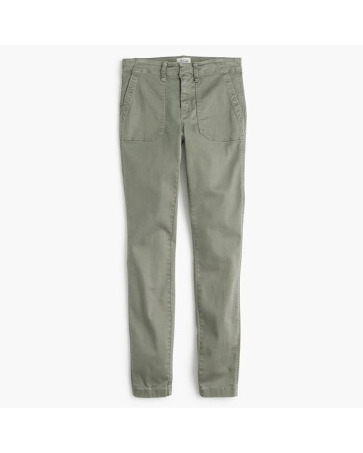 J.Crew | Multicolor Petite Skinny Cargo Pant | Lyst