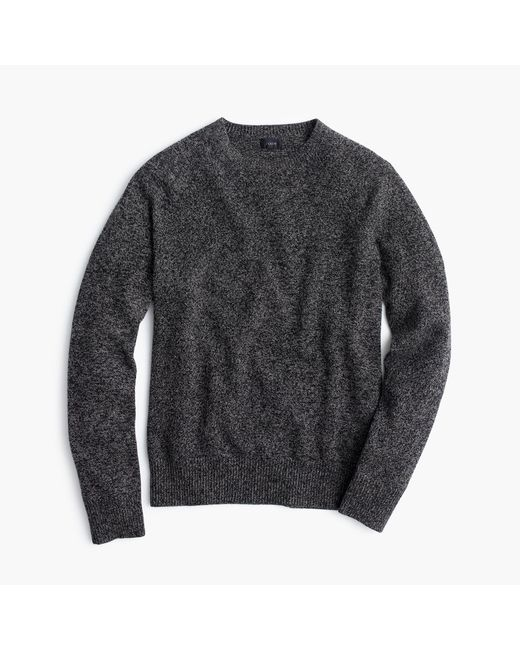 J.Crew | Gray Tall Marled Lambswool Sweater for Men | Lyst