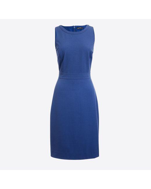 J.Crew - Multicolor Petite Sheath Dress - Lyst