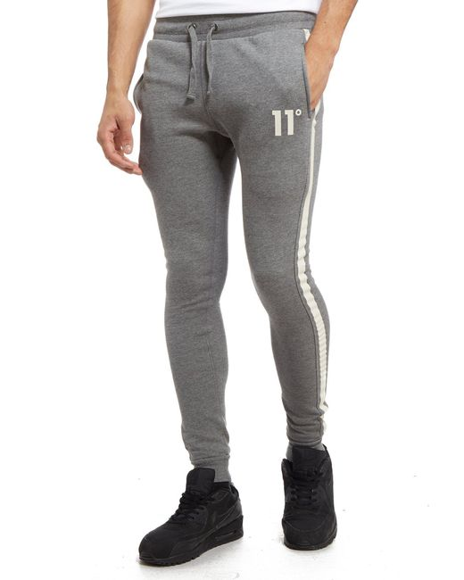 11 Degrees | Gray Reflective Fleece Pants for Men | Lyst