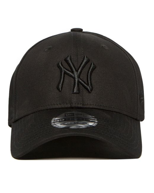KTZ - Black Mlb New York Yankees 39thirty Fitted Cap for Men - Lyst