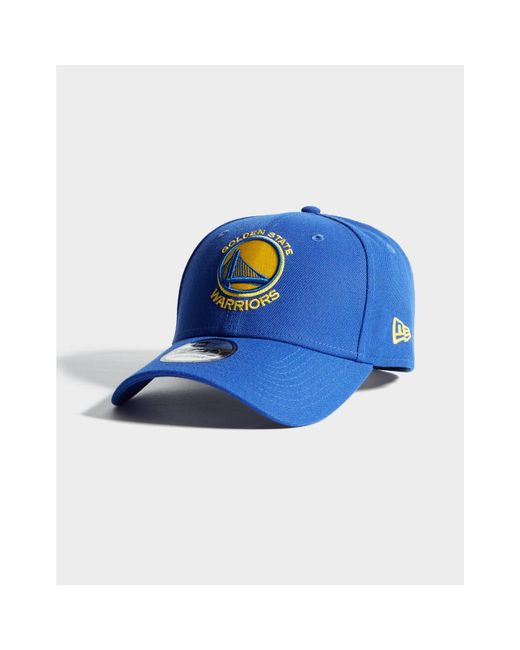 a72125e65 Men's Blue Nba Golden State Warriors 9forty Cap