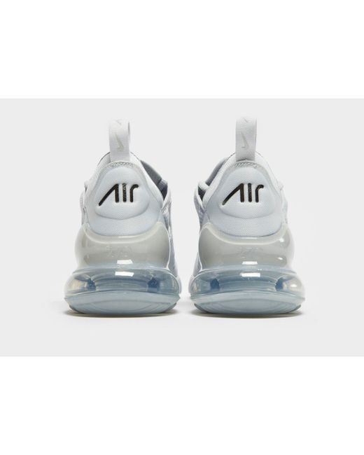 on sale 57f0c 55cb9 ... Nike - Gray Air Max 270 for Men - Lyst ...