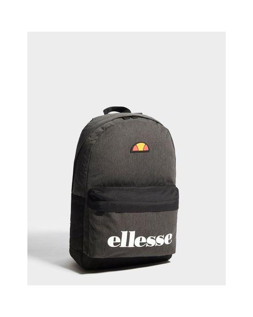 3e1ebb43 Ellesse Regent Backpack in Black for Men - Save 4% - Lyst