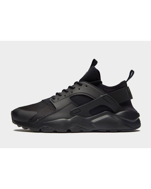 565d3bc8ccde Nike Air Huarache Ultra Trainers Black in Black for Men - Save 50 ...