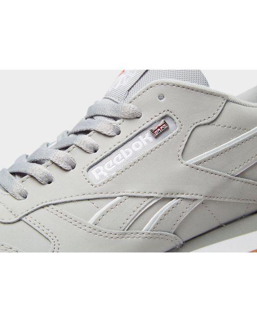 e9806da3e8a Lyst - Reebok Classic Leather in Gray for Men - Save 43%