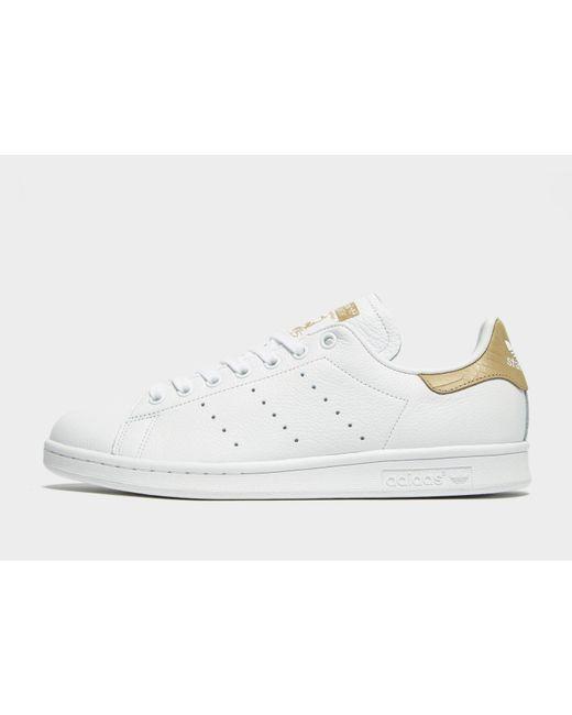 check out e59bc b3214 Adidas Originals - White Stan Smith for Men - Lyst ...