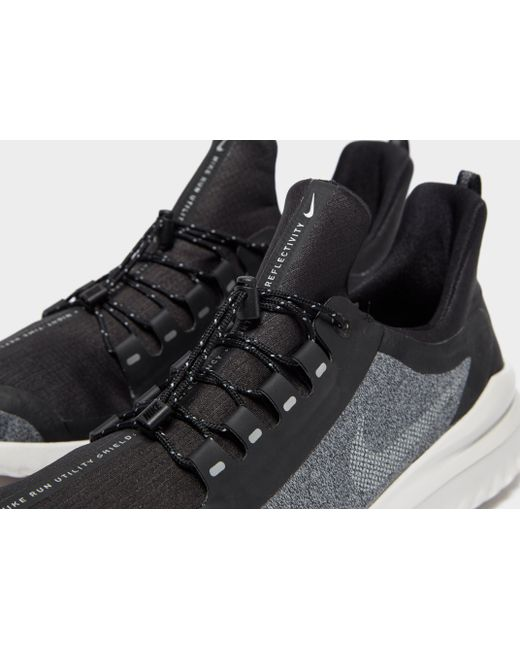 f99e4fa25c7 ... Nike - Black Rival Shield - Lyst ...
