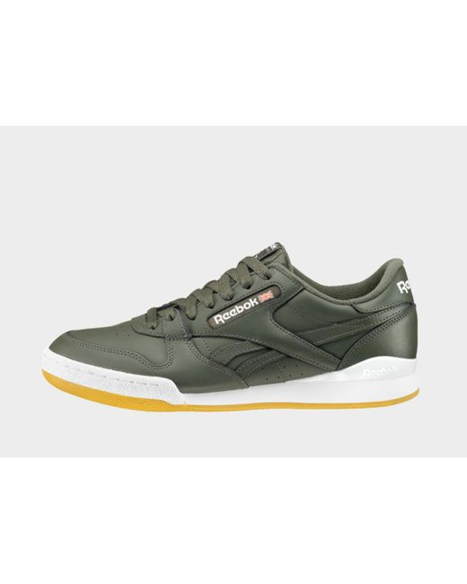 Reebok - Green Phase 1 Pro for Men - Lyst ... a9a471cca