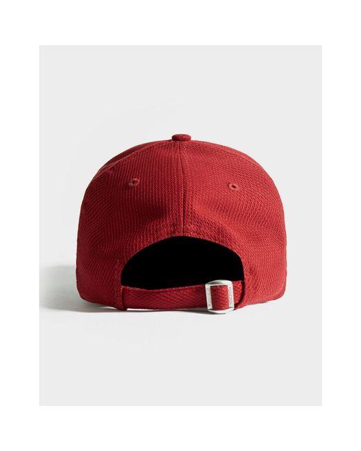 e205c9d631b ... KTZ - Red Mlb New York Yankees 9forty Diamond Cap for Men - Lyst