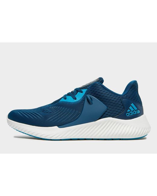 free shipping dc752 6fd75 Adidas - Blue Alpha Bounce Rc for Men - Lyst ...