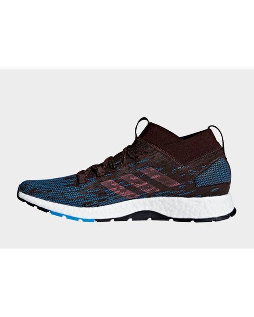 3da1a6a20 Adidas - Multicolor Pureboost Rbl Shoes for Men - Lyst ...