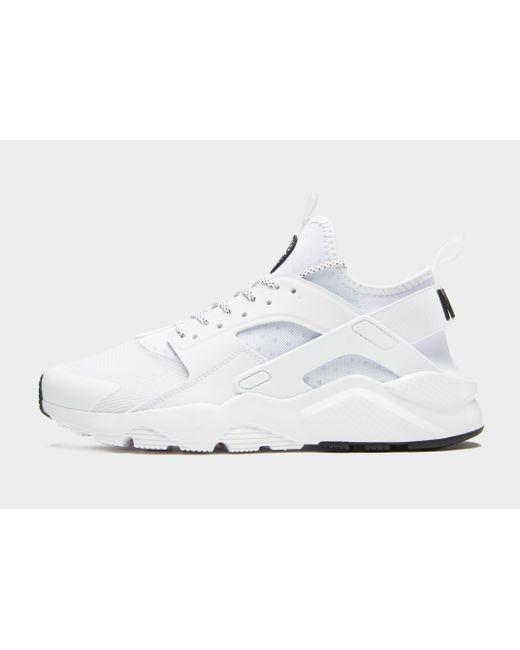 e547a2778c37 Nike Air Huarache Ultra Trainers White in White for Men - Save 45 ...
