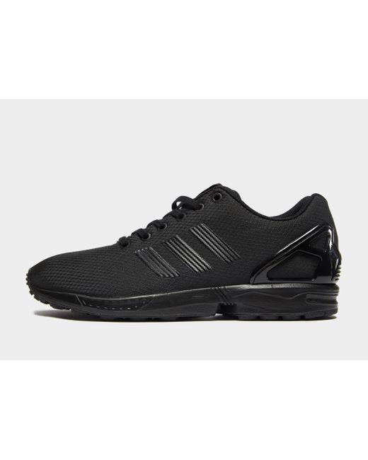 3b7c197365f7 Adidas Originals - Black Zx Flux for Men - Lyst ...