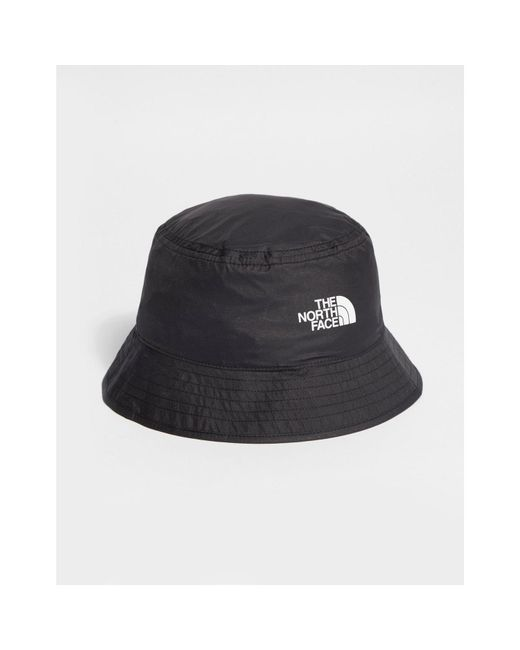 1a0ca45b322f1f The North Face - Black Sun Stash Bucket Hat for Men - Lyst ...