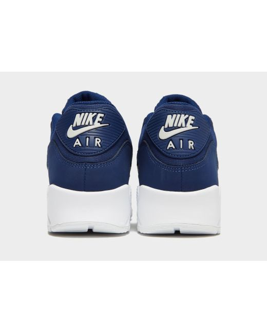 f85c0199f8 ... Nike - Blue Air Max 90 Essential for Men - Lyst ...