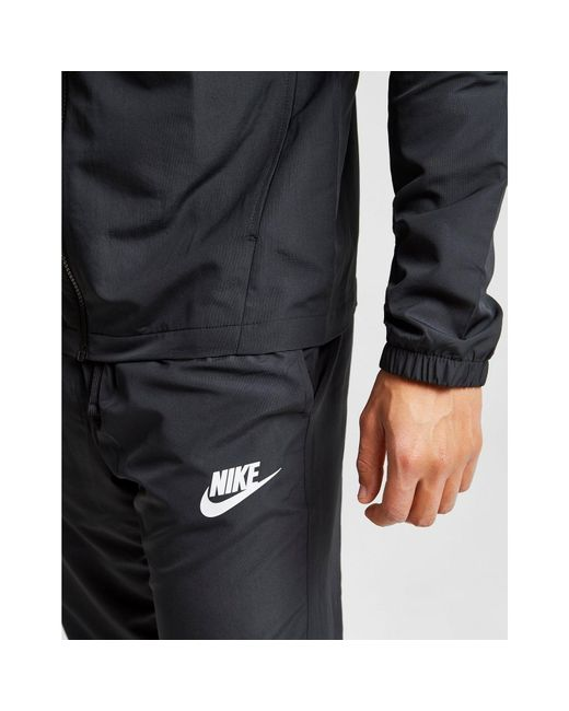 0c9dec80f69e ... Nike - Black Season 2 Woven Tracksuit for Men - Lyst