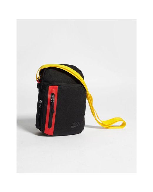 df38e8c0710 ... Nike - Black Core Small Crossbody Bag - Lyst ...