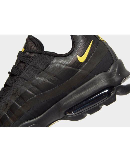 pretty nice e6bda 27916 ... Nike - Black Air Max 95 Ultra Se for Men - Lyst ...
